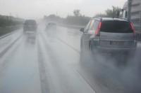 За рулем в плохую погоду