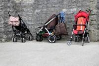 Такие разные коляски