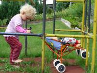 Выбираем коляску для ребёнка