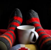 Как не разболеться зимой