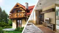 Квартира или дом: за что лезть в ипотеку