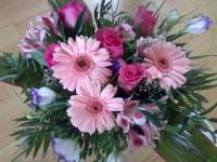 День Святого Валентина. Дом цветов