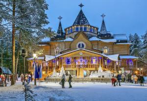 Путешествие в Новый год: куда поехать в праздник по России