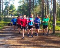 Будущие чемпионы в Устьянской Малиновке