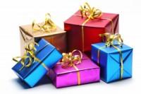 Больше подарков - больше скидка