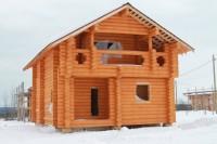 Строительство и аренда деревянных домов