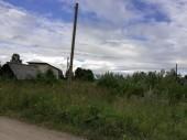 Земельный участок в д. Тарасонаволоцкая