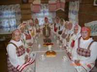 Устьянское гостеприимство